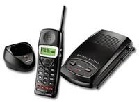 Intertel 3000 Cordless Phone