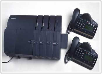 Intertel 3000 Phone System